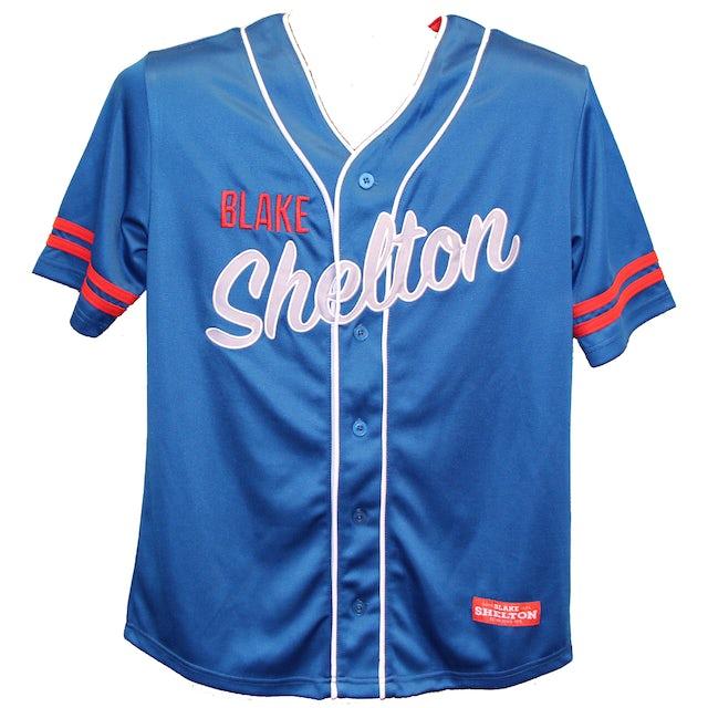 Blake Shelton Baseball Jersey