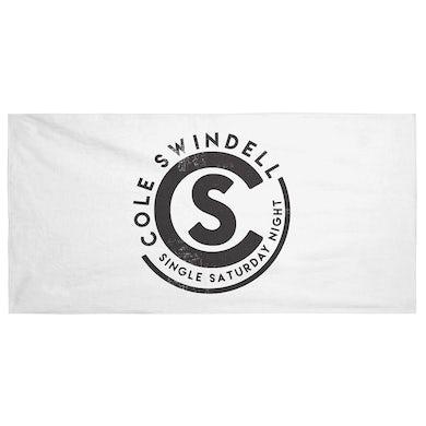Cole Swindell Single Saturday Night Towel