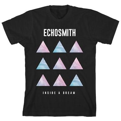 Echosmith Triangle Palm Grid T-Shirt