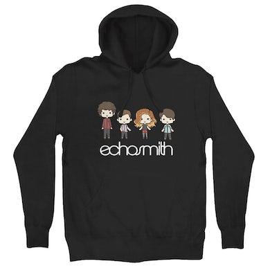 Echosmith Cuties Unisex Pullover Hoodie