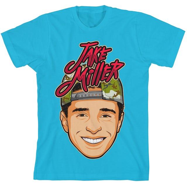 Jake Miller Portrait T-Shirt
