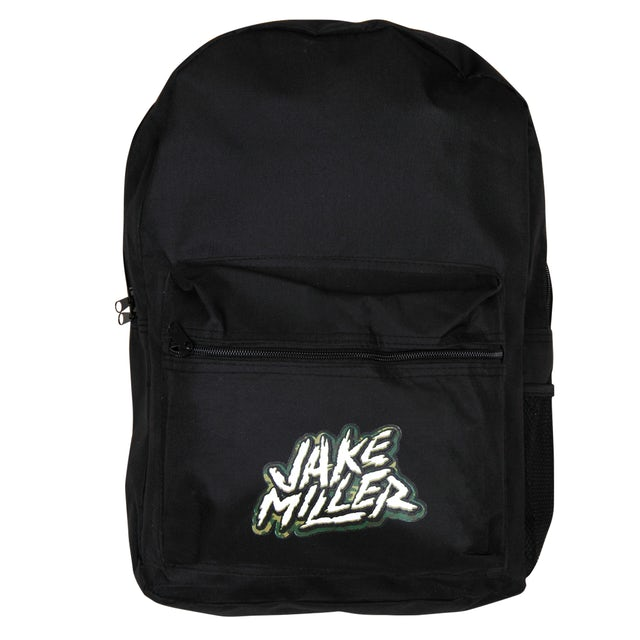 Jake Miller Camo Scratch Backpack