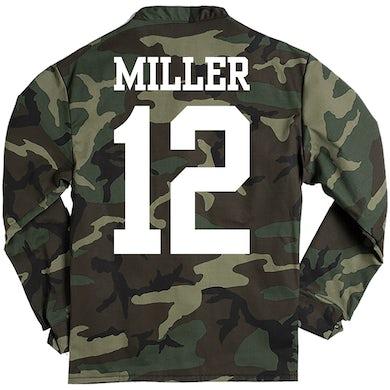 Jake Miller Millertary Camouflage Jacket