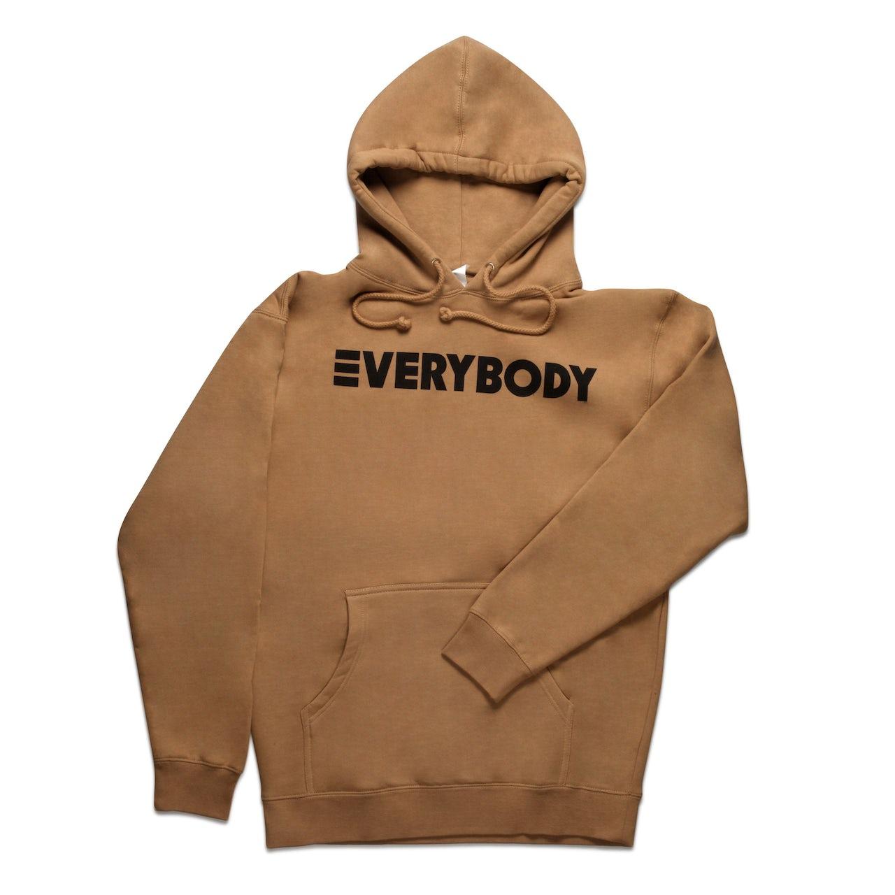 151ea43bd237d6 Logic Everybody Hoodie (Tan)