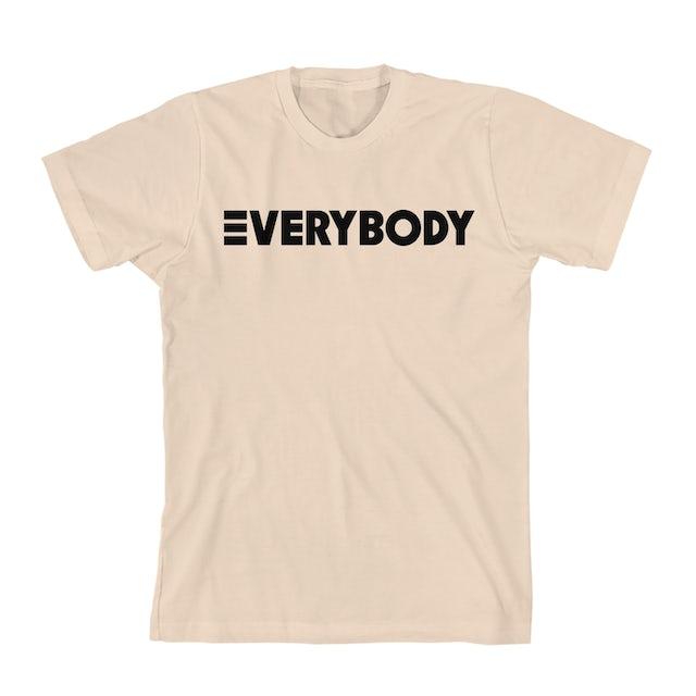 Logic Everybody T-Shirt (Cream)