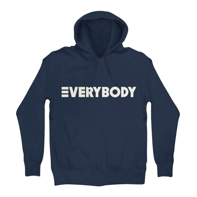 Logic Everybody Hoodie (Navy)