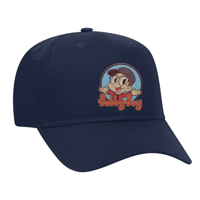 Logic Bobby Boy Productions Patch Hat