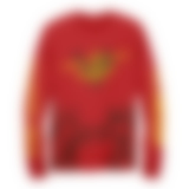 Logic Versus Box 2018 Tour Back Basic Long Sleeve T-Shirt