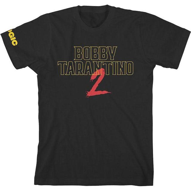 Logic Bobby Tarantino Text T-Shirt