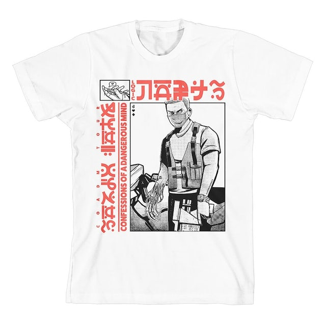 Logic COADM Comic T-Shirt
