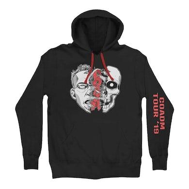 Logic Skull Hoodie