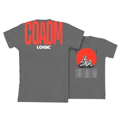 Logic COADM 2019 Tour T-Shirt