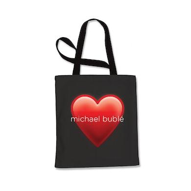Michael Bublé love Tote Bag