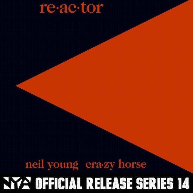 Neil Young Re-ac-tor Digital Album FLAC