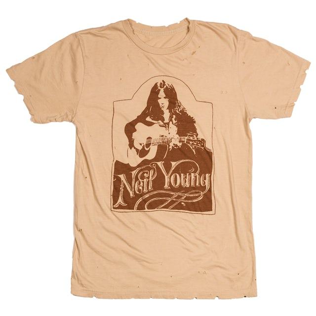 Neil Young Vintage Harvest T-Shirt