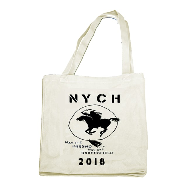 Neil Young NYCH 2018 Tour Natural Tote