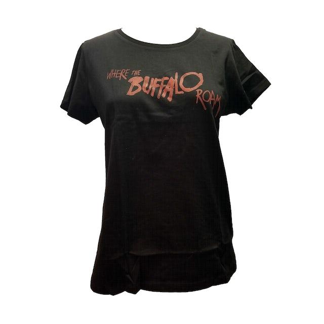 Neil Young Buffalo Roam Women's T-shirt