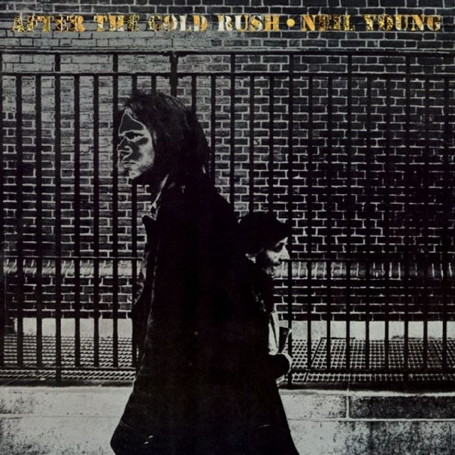Neil Young After The Gold Rush Vinyl