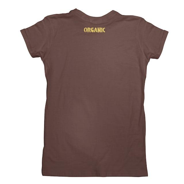 Neil Young Sun Sprouts ORGANIC Women's T-Shirt