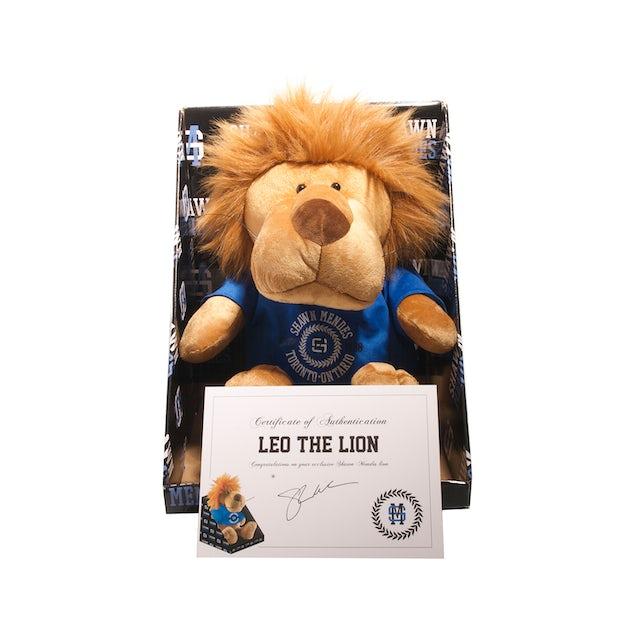 Shawn Mendes Plush Animal   Leo the Lion