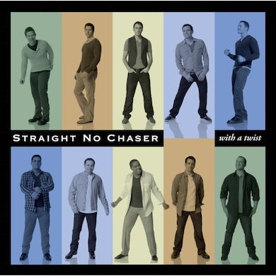 STRAIGHT NO CHASER With a Twist CD