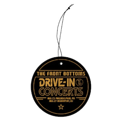 Drive In Concerts Air Freshner