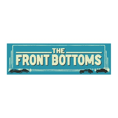 The Front Bottoms Drive In Concerts Bumper Sticker