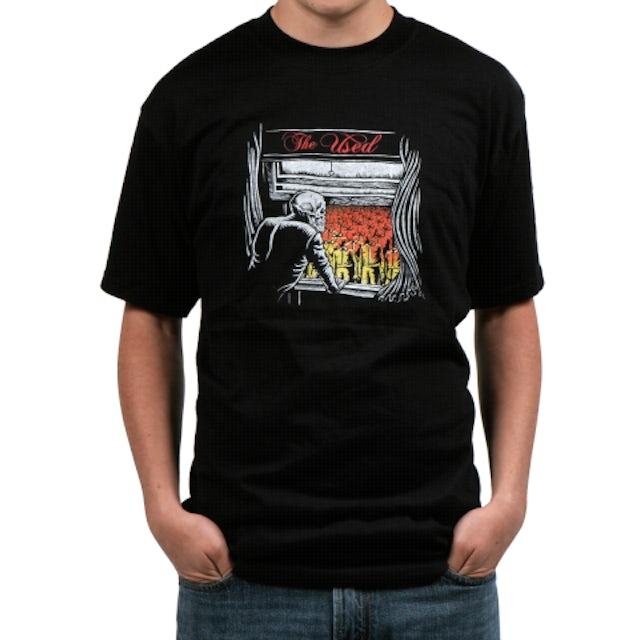 The Used Skeleton Window T-Shirt