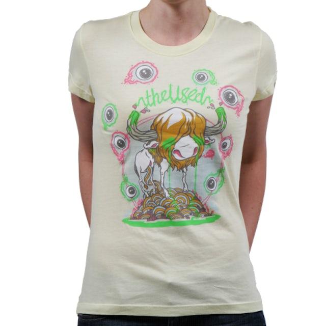 The Used Wilder Beast Juniors T-Shirt