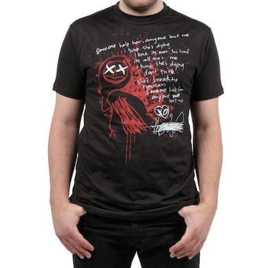 The Used She's Dying T-Shirt