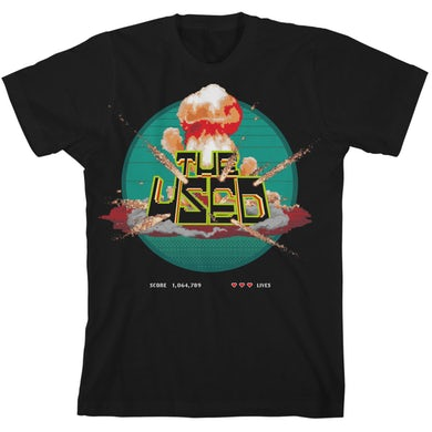 The Used 8 Bit T-shirt