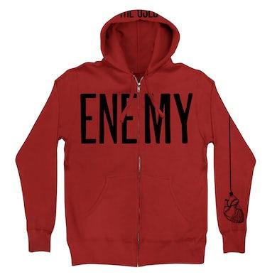 The Used Enemy Hoodie