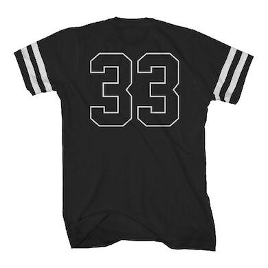 Coheed and Cambria Outline Symbol Football Shirt