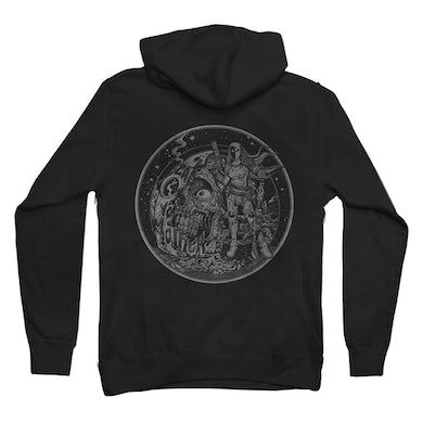 Coheed and Cambria Call Your Mother Unheavenly Hoodie