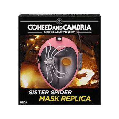 Coheed and Cambria Sister Spider Mask