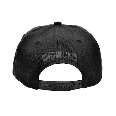 Coheed and Cambria Keywork Silver Tonal Hat