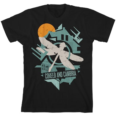 Coheed and Cambria Album Abstract Unisex T-Shirt