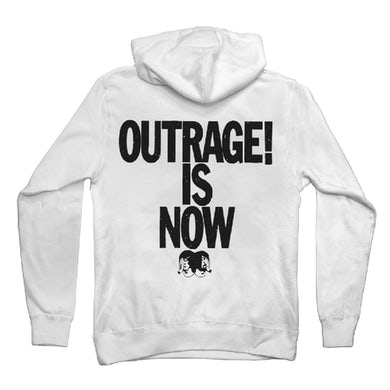 Death From Above Outrage! Is Now Pullover Hoodie