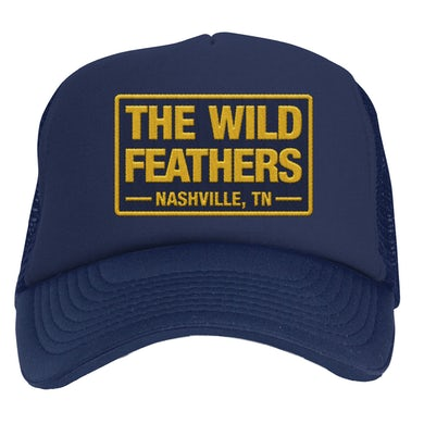 The Wild Feathers TWF Trucker Hat