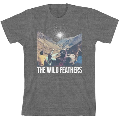 The Wild Feathers Lonely Is A Lifetime Album Cover T-Shirt