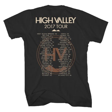 High Valley HV Tour T-Shirt