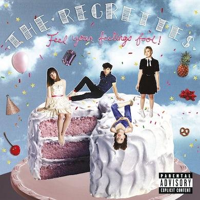 The Regrettes Feel Your Feelings Fool! Vinyl