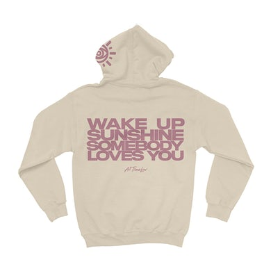 All Time Low Wake Up Hoodie