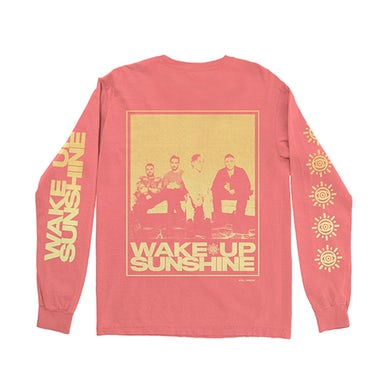 Sunshine Photo Long Sleeve (Watermelon)
