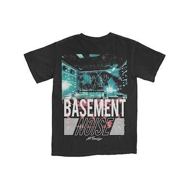 All Time Low Basement Noise T-Shirt