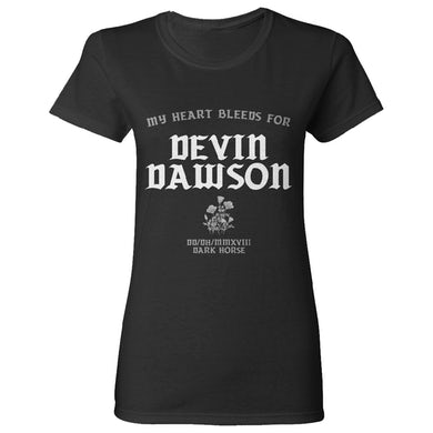 Devin Dawson Bleeding Heart Scoopneck T-Shirt