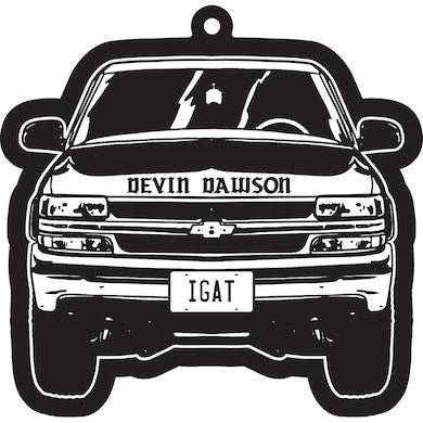 Devin Dawson Devin's Truck Air Freshener