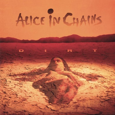 Alice In Chains Dirt CD