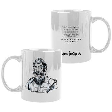 """Alice In Chains Documentary Mug """"Stanley"""""""