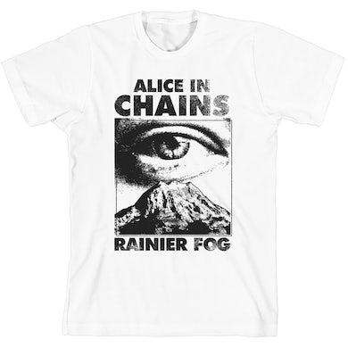 Alice In Chains Rainier Fog Big Eye T-Shirt